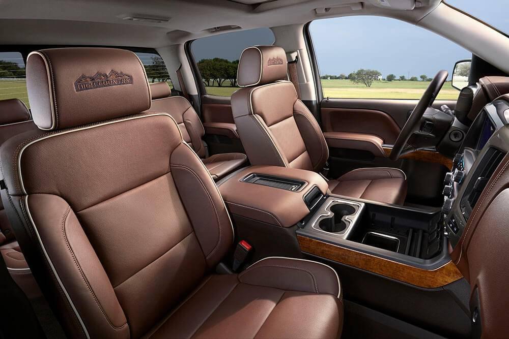 2017 Chevy Silverado 1500