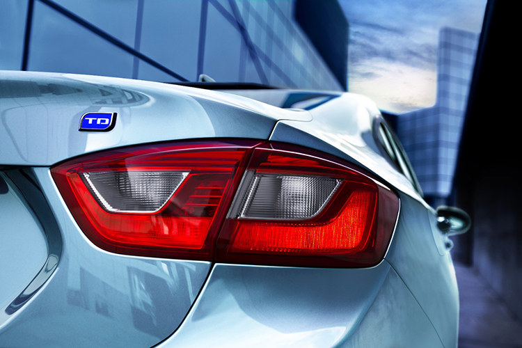 Chevrolet Cruze Backlight