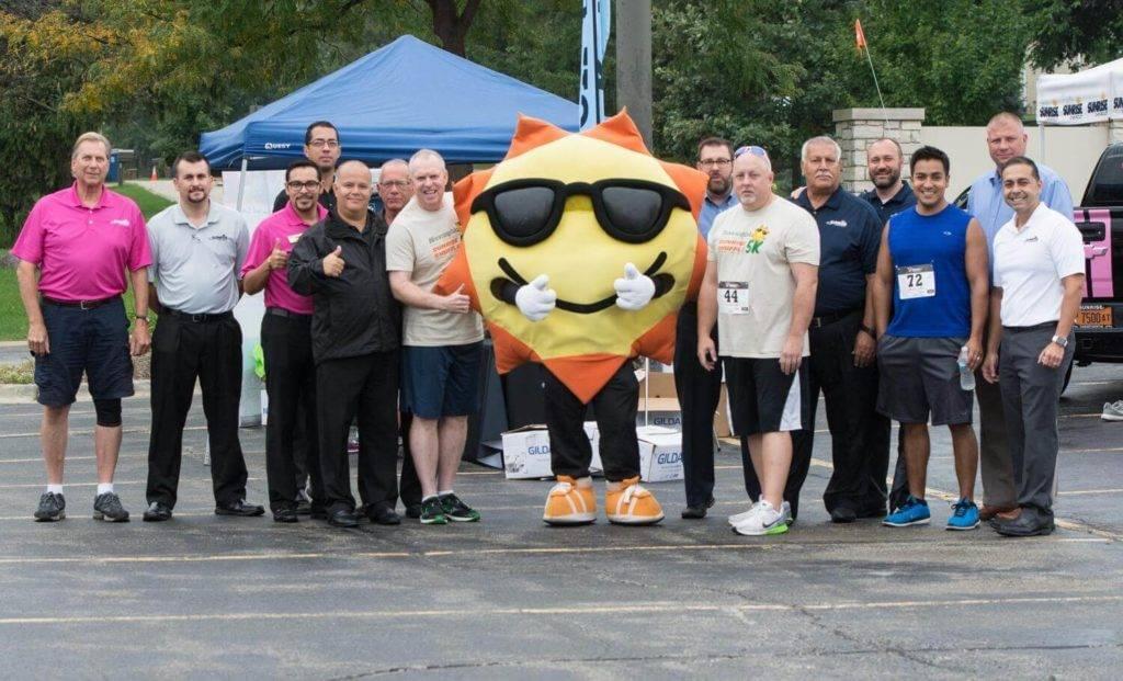 The Sunny Team