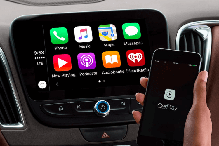Chevrolet CarPlay