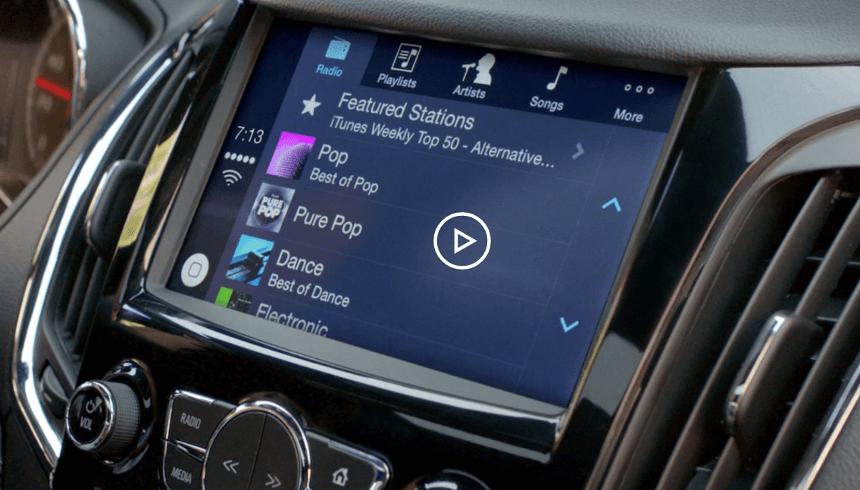 Chevrolet Tech Nevigation