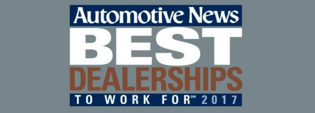 Garber Automotive News Best Dealerships 2