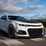 See the Thrilling 2018 Chevy Camaro ZL1