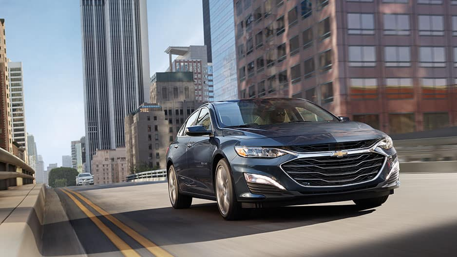 Performance Features of the New Chevrolet Malibu at Garber in Chicago, IL