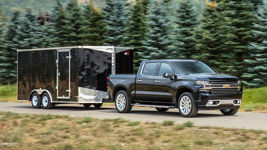 Performance Features of the New Chevrolet Silverado at Garber in Chicago, IL