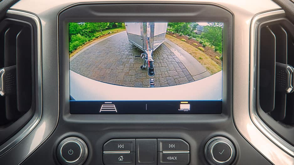 Safety Features of the New Chevrolet Silverado at Garber in Chicago, IL