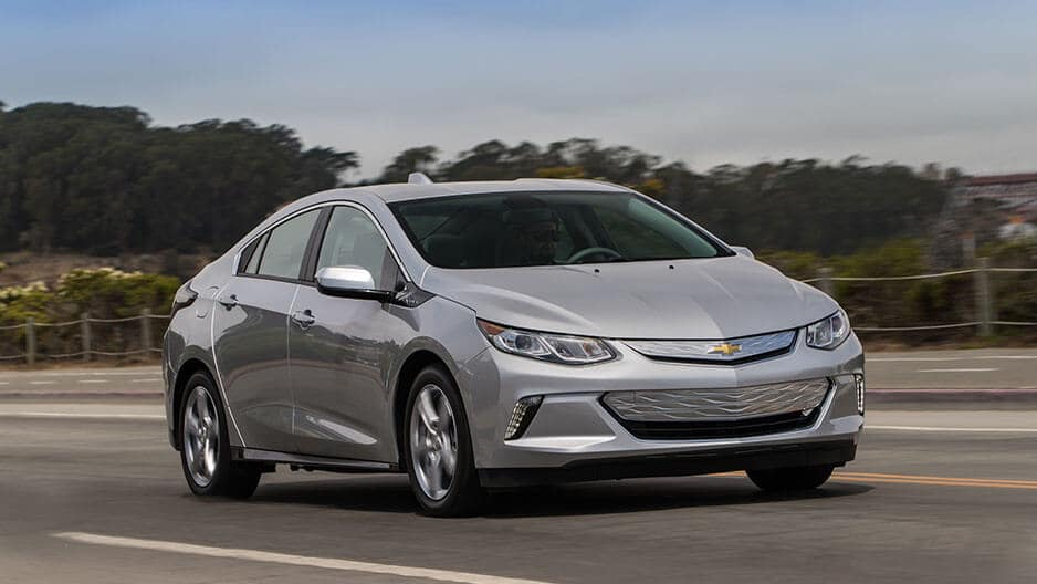 Performance Features of the New Chevrolet Volt at Garber in Chicago, IL