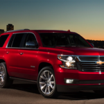 Check Out the Capable 2018 Chevy Tahoe