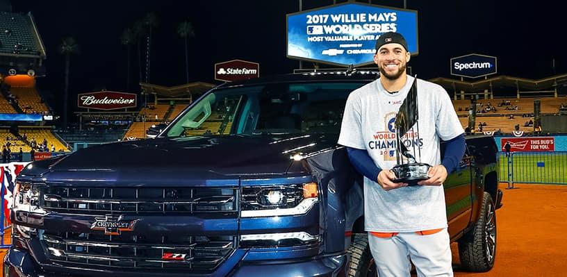 Chevrolet and Baseball