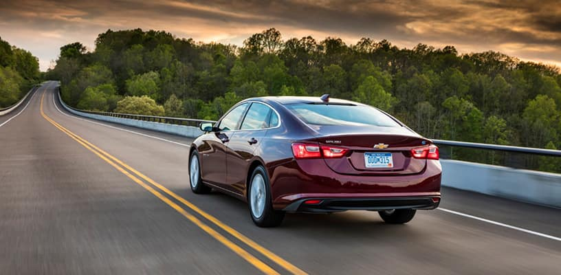 Drive Green In A 2018 Chevy Malibu Hybrid Sunrise Chevrolet