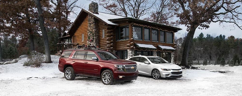 2018 Chevrolet Malibu Tahoe Snow