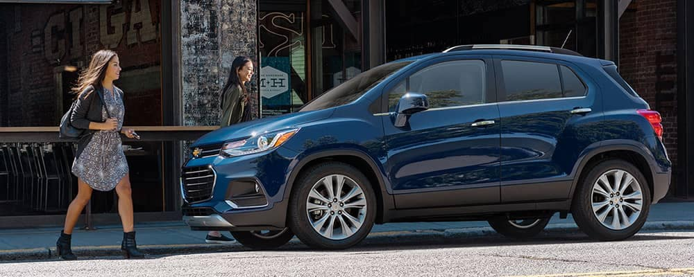 What Are The Chevy Trax Trim Levels