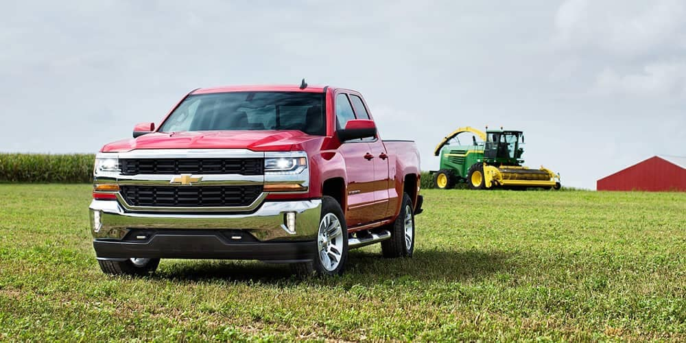 2018 Chevy Silverado Farm