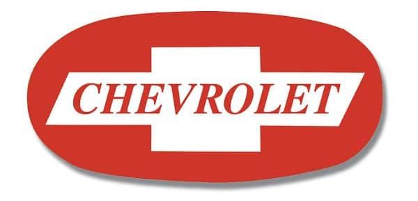 1957-59 Chevrolet Bowtie