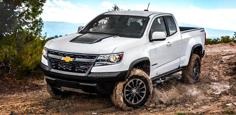 chevy coloradozr2 named best pickup truck of 2018 sunrise chevrolet