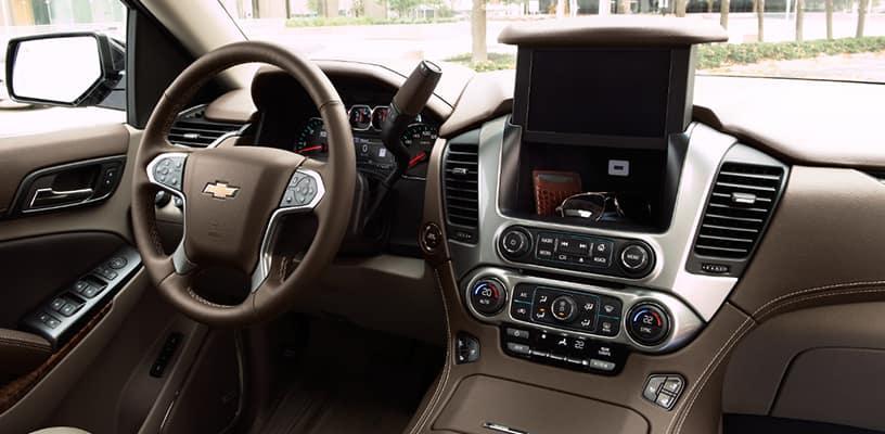 2018 Chevrolet Suburban exterior