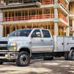 Chevy Unveils New 2019 Silverado Models