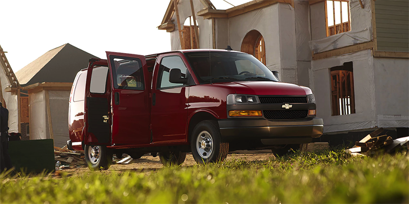 Garber Chevrolet Express Cargo 1