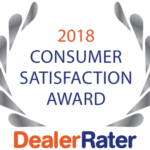 Sunrise Chevrolet Earns Consumer Satisfaction Award
