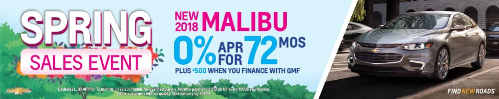 march 2018 malibu