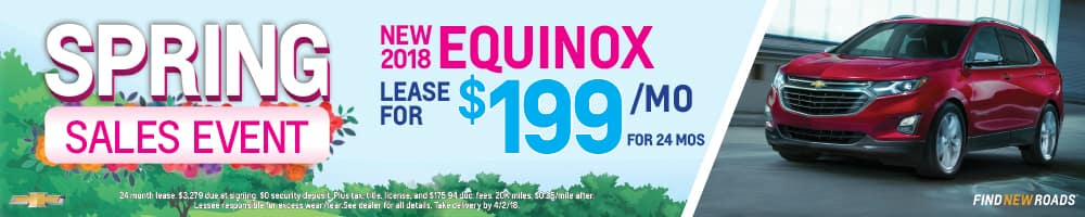 march 2018 equinox