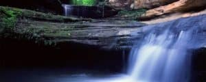 Lasalle Falls Starved Rock State Park Illinois