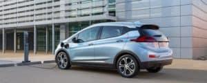2018 Chevrolet Bolt EV Electric Vehicle