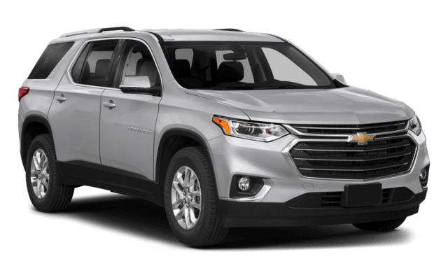 2018 Chevrolet Traverse FWD LT