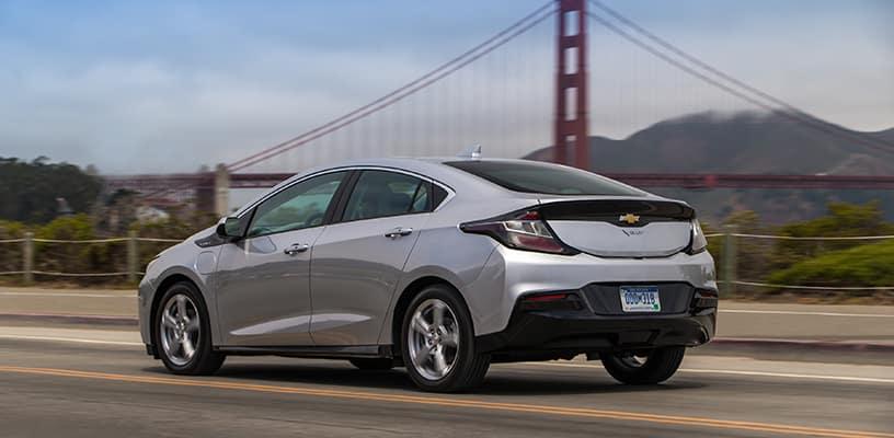 2018 Chevrolet Volt exterior