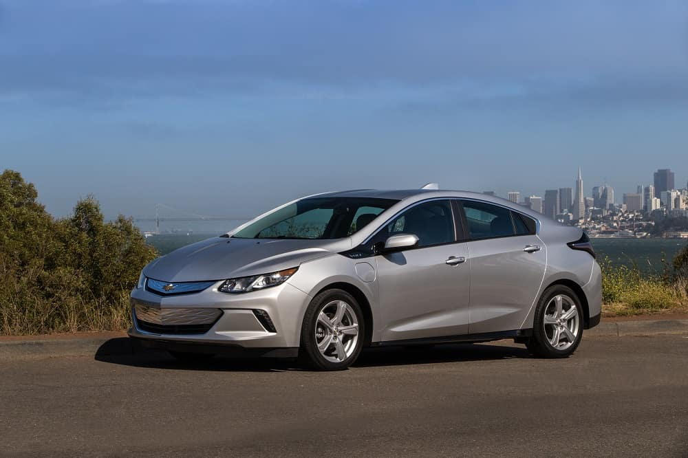 2019 Chevy Volt Gets Big Charging-System Update