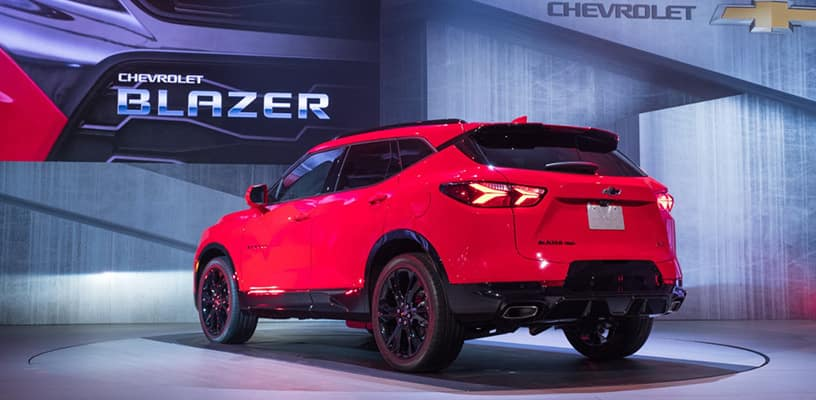 Get More With A 2019 Chevy Blazer Sunrise Chevrolet