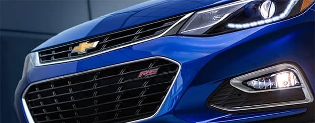 2018 Chevrolet Cruze Grille Detail