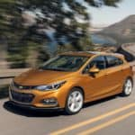 2018 Chevrolet Cruze Diesel: Fuel Economy and Class