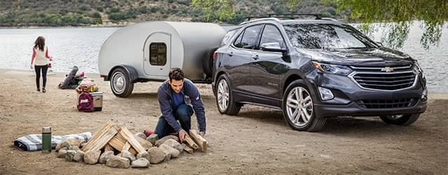 2019 Chevrolet Equinox towing
