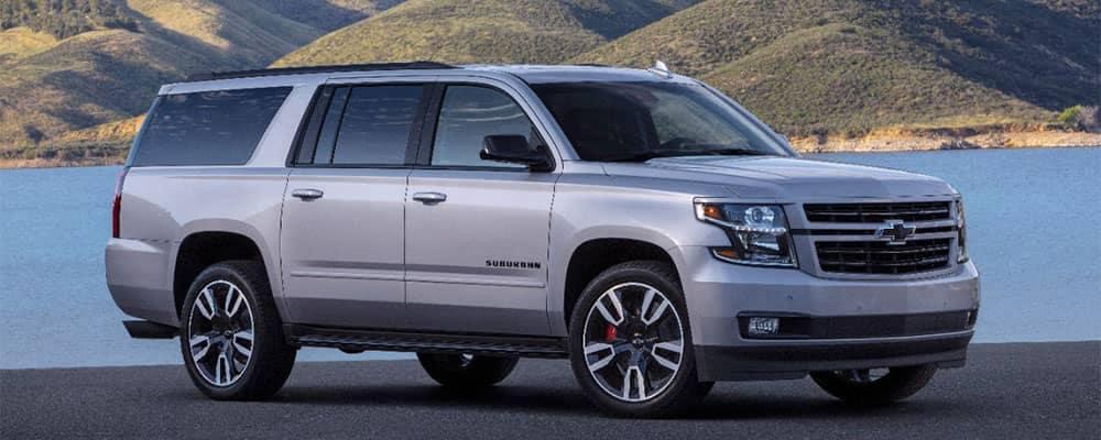 2019 Chevrolet Suburban RST