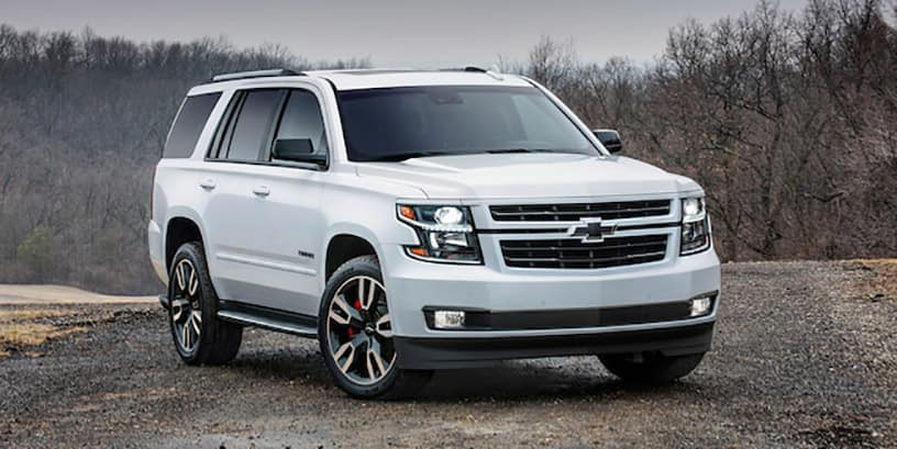 Chevrolet Tahoe RST Special Edition Garber