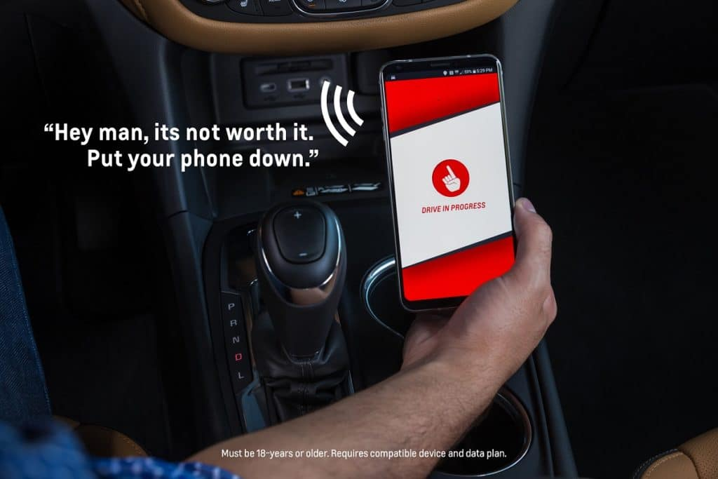 Chevrolet Call Me Out App