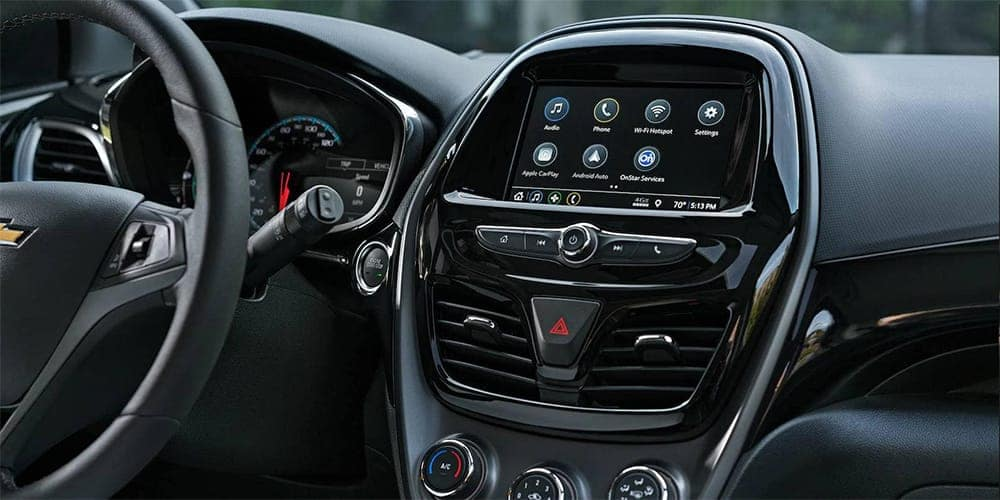2019-Chevy-Spark-Interior-3