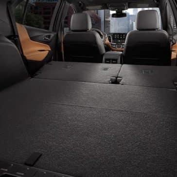 2019 Chevrolet Equinox rear cargo space