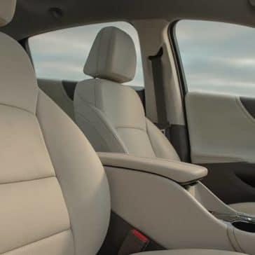 front interior cabin of 2019 Chevrolet Malibu