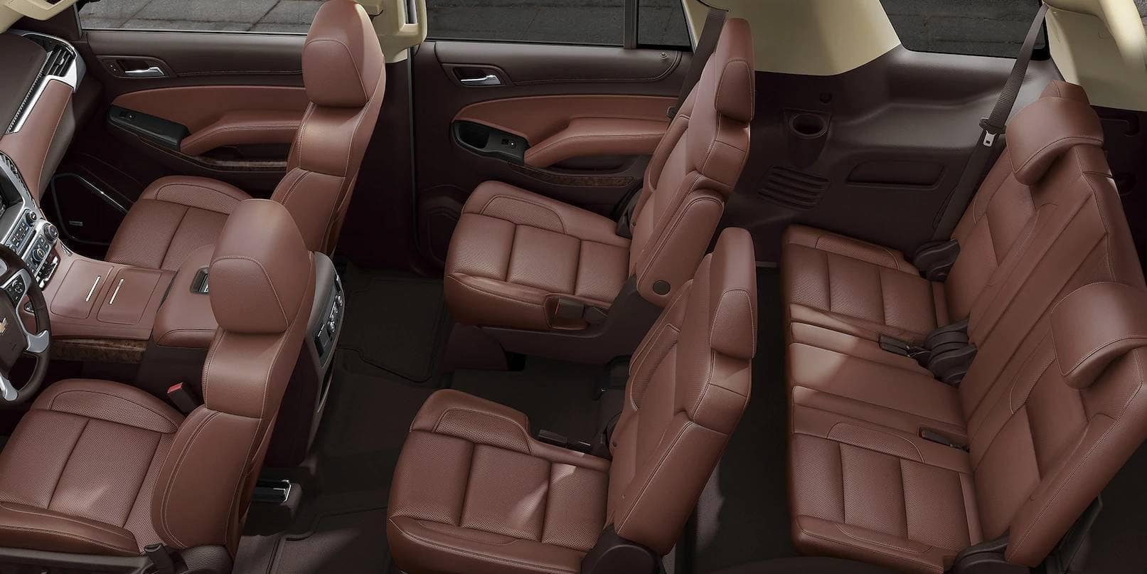 2019 Chevrolet Tahoe seating