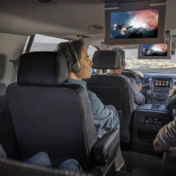 2019 Chevrolet Tahoe entertainment