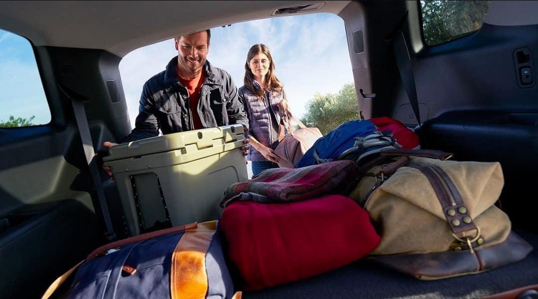 2019-Chevrolet-Traverse-cargo-space