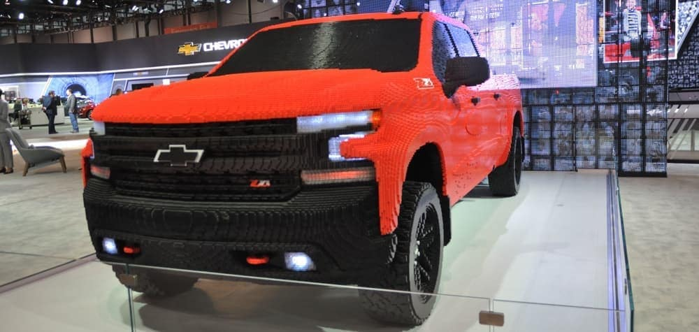 2020 Chevrolet Silverado Hd Debuts At Chicago Auto Show Sunrise