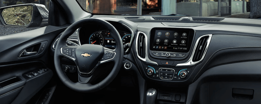 2019 Chevy Equinox Interior Tech Features
