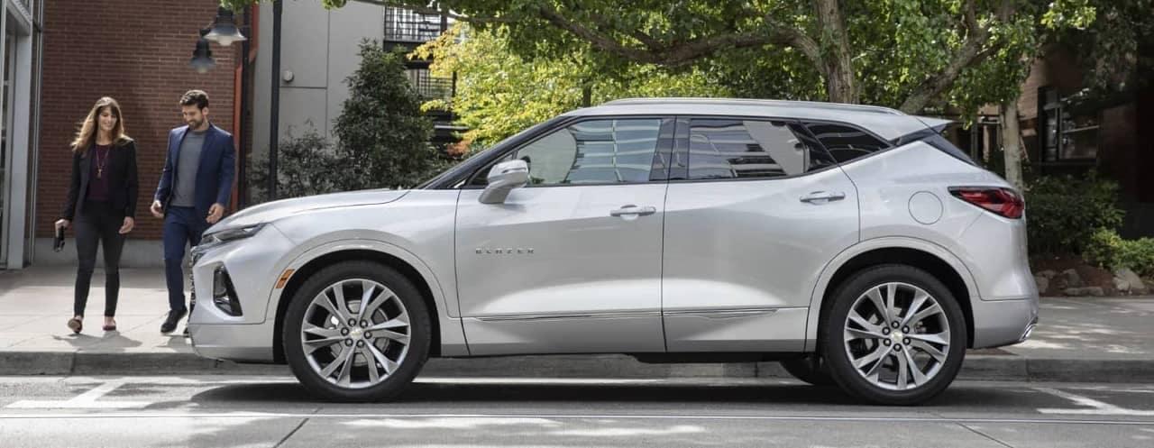 2019 Chevrolet Blazer exterior