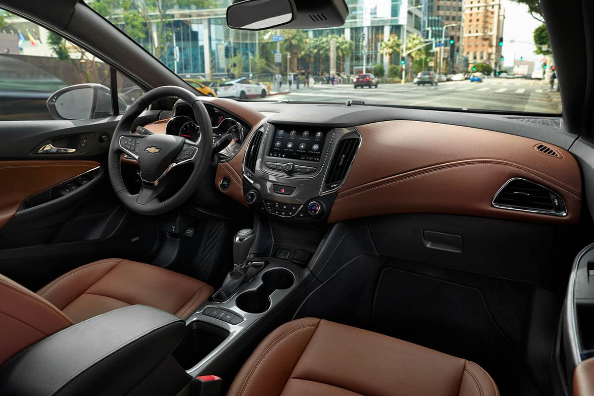 Chevy Cruze Vs  Honda Civic