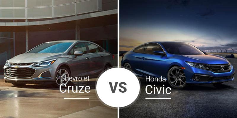 Chevy Cruze Vs Honda Civic
