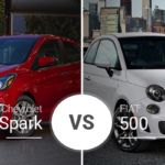 Chevy Spark Vs. FIAT 500