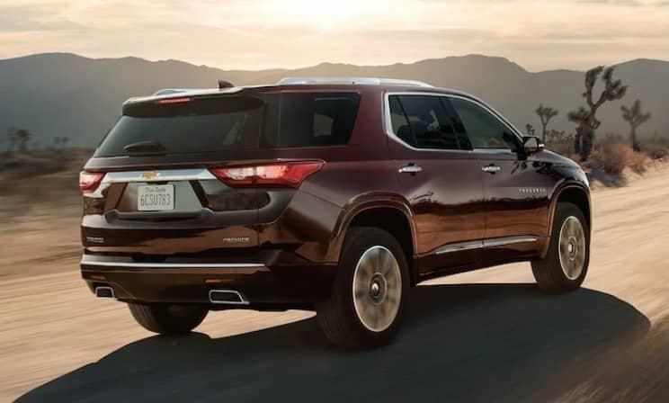 Chevy Traverse Mpg >> 2019 Chevy Traverse Gas Mileage Traverse Mpg Sunrise